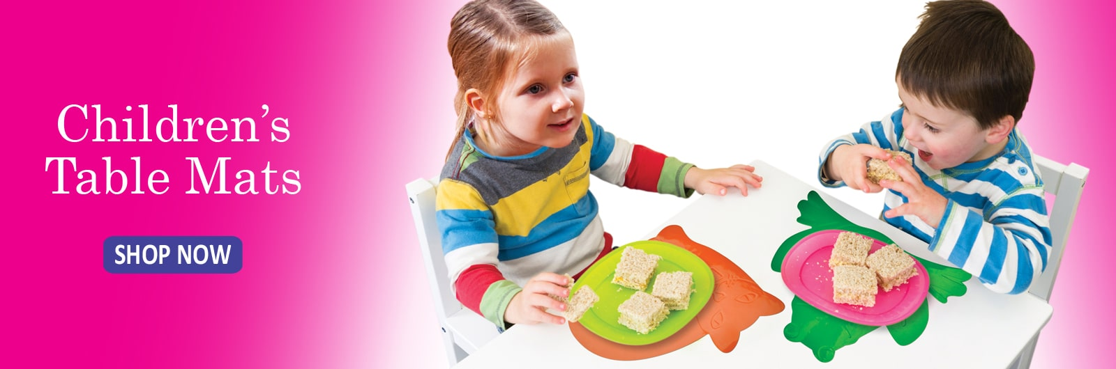 Children's Anti-Slip Table Mats