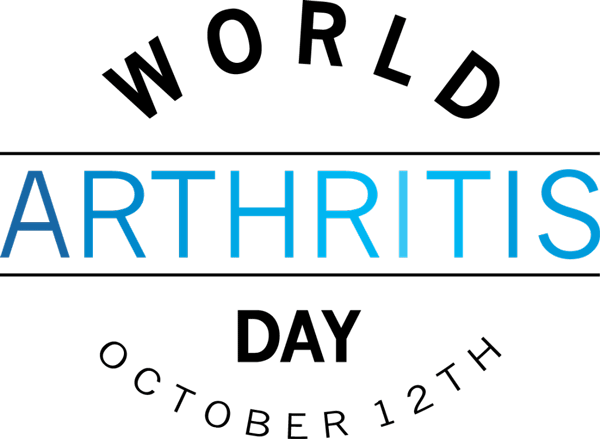 World Arthritis Day Logo 2020-Global Arthritis Day Logo 2020