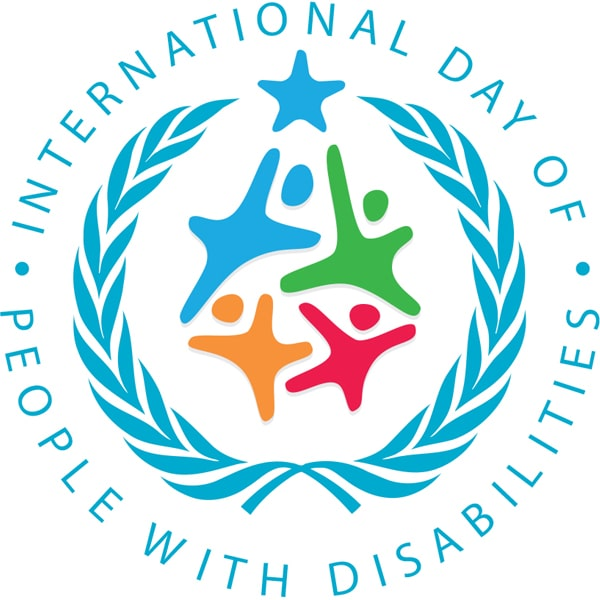 International Day of Persons with Disabilities Logo IDPWD 2020